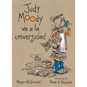 Judy Moody va a la universidad (Judy Moody Goes To College)