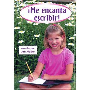¡Me encanta escribir! (I Love Writing!)