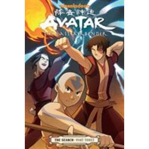 Avatar: The Last Airbender - The Search Part 3 The Last Airbender - The Search