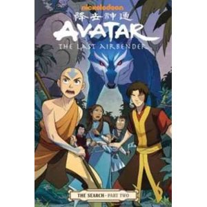 Avatar: The Last Airbender - The Search Part 2 The Search