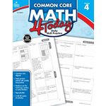 Common Core Math 4 Today, Grade 4 Daily Skill Practice