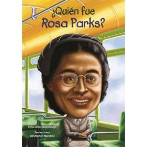 ¿Quién fue Rosa Parks? (Who Was Rosa Parks?)