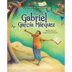 Conoce a Gabriel Garcia Marquez (Meet Gabriel Garcia Marquez)