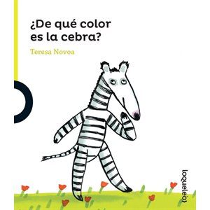 ¿De qué color es la cebra? (What Color Is a Zebra?)