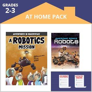 Third Grade At Home Pack 2 Robots