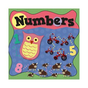 Numbers (Illustrated Early Learning)