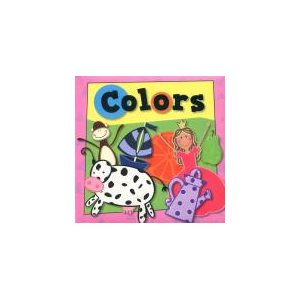 Colors  (Illustrated Early Learning)