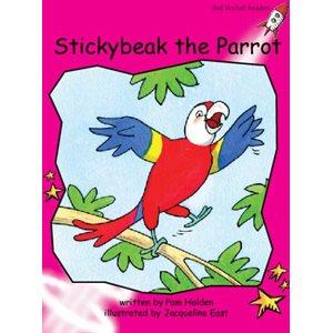 Stickybeak the Parrot
