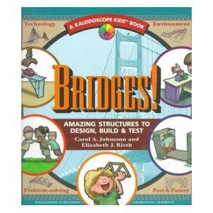 Bridges Amazing Structures to Design, Build & Test