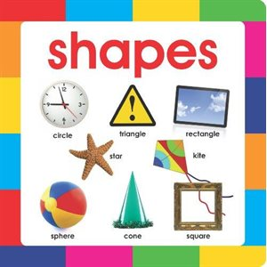 My First Book: Shapes
