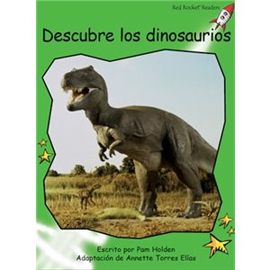 Descubre los dinosaurios (Discover Dinosaurs)