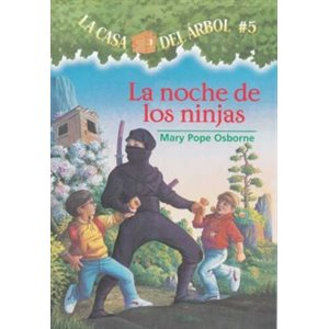 La noche de los ninjas (Night Of The Ninjas)