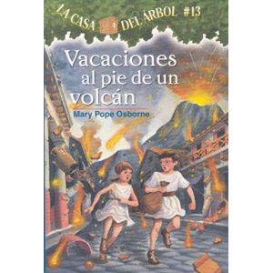 Vacaciones al pie de un volcán (Vacation Under The Volcano)