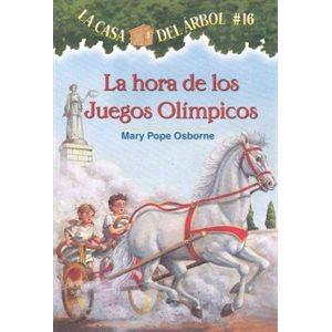 La hora de los Juegos Olímpicos (Hour Of The Olympics)