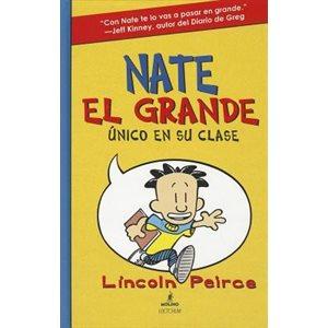 Nate el grande único en su clase (Big Nate In A Class By Himself)