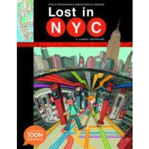 Lost in NYC