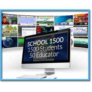 The JASON Project (STEM) Online Access - School 1500 Stdnts