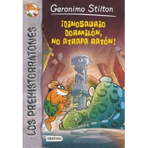 ¡Dinosaurio dormilón, no atrapa ratón! (Don't Wake The Dinosaur)