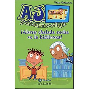 ALERTA: CHALADA SUELTA EN LA BIBLIOTECA! (Mrs. Roopy Is Loopy!)
