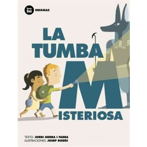 La tumba misteriosa (The Mysterious Tomb)