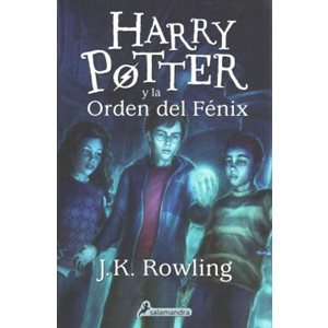 Harry Potter y la Orden del Fénix (Harry Potter and the Order Of The Phoenix)
