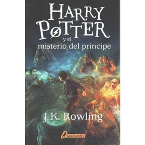 Harry Potter y el misterio del príncipe (Harry Potter and the Half Blood Prince)
