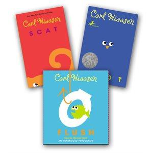 Carl Hiaasen (4 Books)