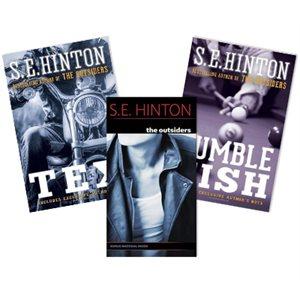 S.E. Hinton (5 Books)