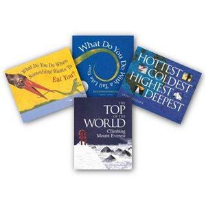 Steve Jenkins (5 Books)