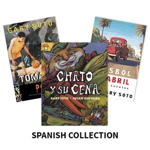 Gary Soto Author Study Spanish