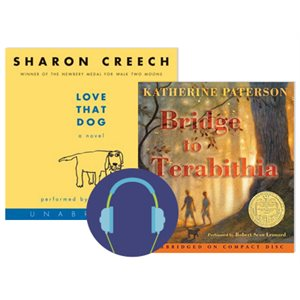 Audiobook Grade 5 Leveled Favorites