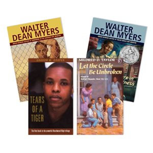 Coretta Scott King Award and Honor Winners (5 Bk Set)