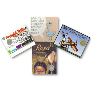 Caldecott Medal and Honors (6 Bk Set)