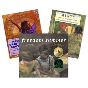 Coretta Scott King Award and Honor Winners (4 Bk Set)