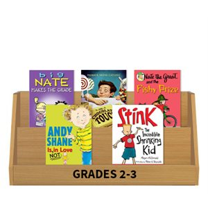 Books Featuring Boys - Grades 2-3 (10 books)