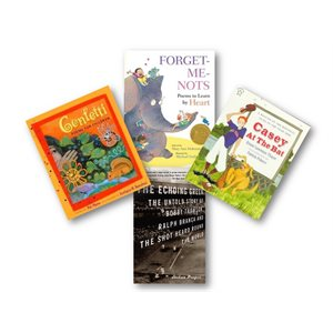 4-5 Poetry (5 Bk Set)