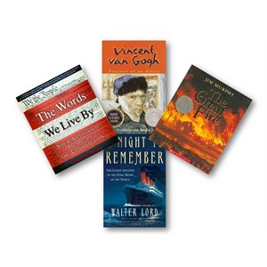 6-8 Informational Texts: History / Social Studies (7 Bk Set)