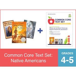 Common Core Text Set: Native American Heritage (19 Bk Set)