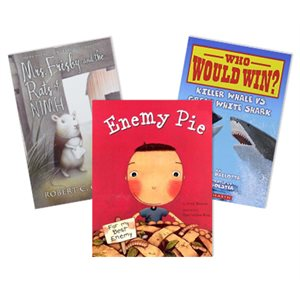 Summarizing & Synthesizing (5 Books)