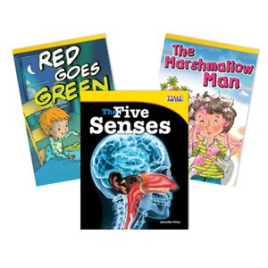 How Our Bodies Work - Popular Curriculum Themes (Level P) (6 Books)