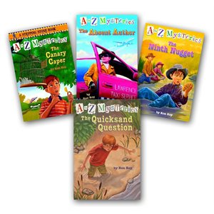 A to Z Mysteries (26 Bk Set)