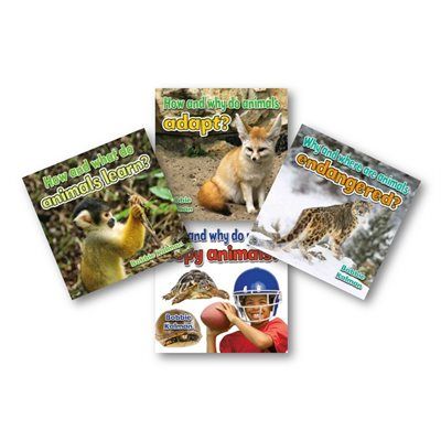 All About Animals Close-Up (9 Bk Set)