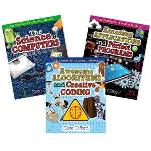 Get Connected to Digital Literacy (4 Bk Set)