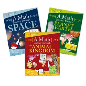 Go Figure! Math Series (4 Bk Set)