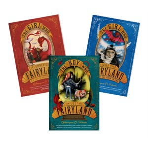 Fairyland Series (4 Bk Set)