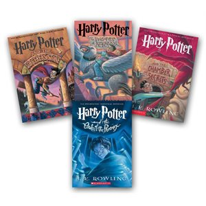 Harry Potter (8 Books)