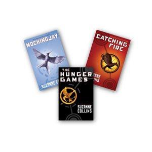 Hunger Games (3 Bk Set)