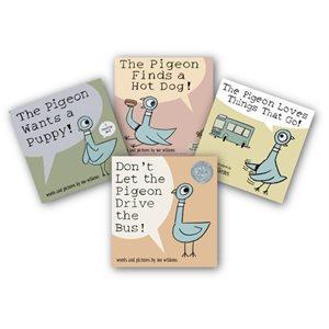 Pigeon (6 Bk Set)