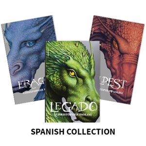 Inheritance Cycle (4 Books) Spanish