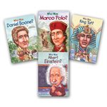 Who Was? Nonfiction (24 Bk Set)